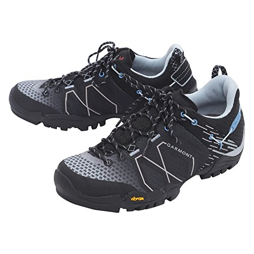 Garmont Sticky Cloud Hiking Shoe - Women's Black/Light Blue