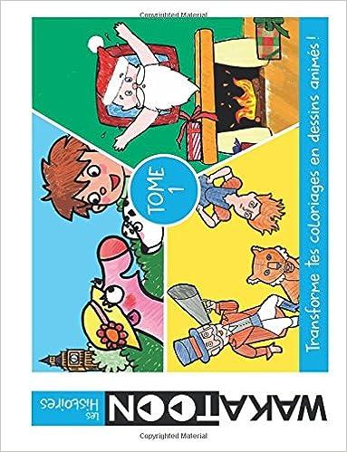 Telechargement Gratuit Ebooks Pdf Coloriages Animes Wakatoon Tome