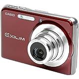 Casio Exilim EX-S880 8.1MP Digital Camera with 3x Anti-Shake Optical Zoom (Red)