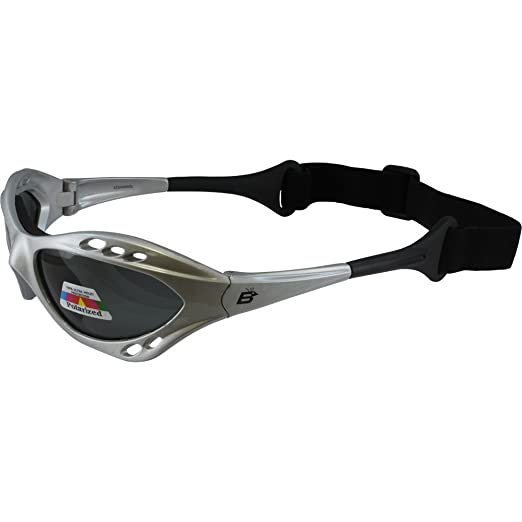 dd657513262f Silver Polarized Sunglasses Floating Water Jet Ski Goggles Sport Designed  for the demands regularly encountered while