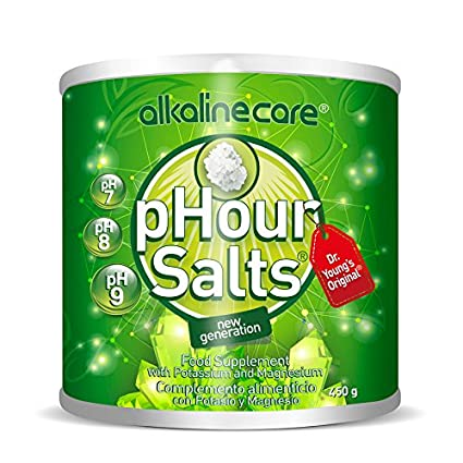 SALES ALCALINAS PHOUR SALTS (450g) Alkaline Care