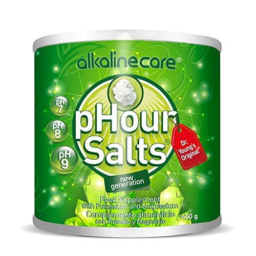 SALES ALCALINAS PHOUR SALTS (450g) Alkaline Care: Amazon.es: Salud y cuidado personal