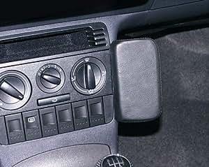 WAECO Perfect Fit consolaactiva VW Polo de piel para Teléfono para VW Polo año 00-01