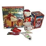 Christmas Themed Snowman Kitchen & Music Gift Bundle [6 Piece]