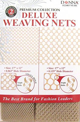 Donna Deluxe Weaving Net Small Hole (Hair Weaving Net)