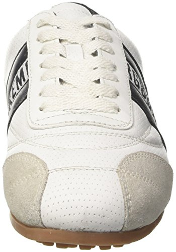 Bikkembergs Bianco Faible Le Mixte Adultes Football 106 Formateurs Whiteblack de xIAFArq