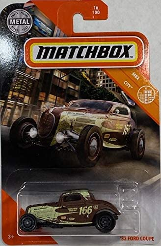 Matchbox 2020 '33 Ford Coupe
