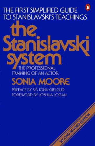 Books On Acting in Amazon Store - The Stanislavski System