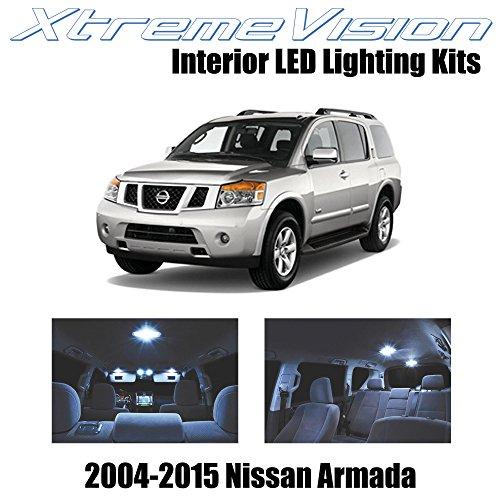 2004 nissan armada parts interior - 2