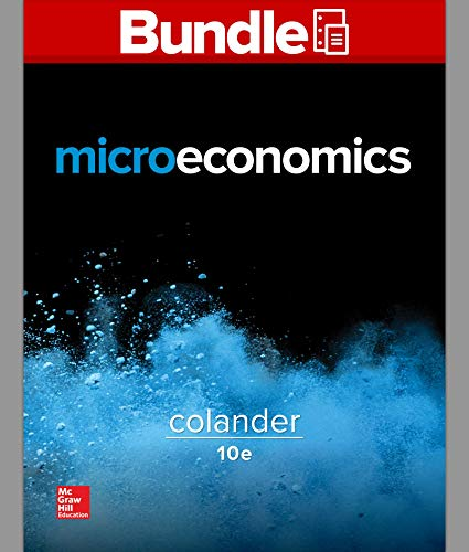 Loose Leaf Microeconomics with Connect
