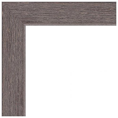 ArtToFrames 15x20 inch Gray Rustic Barnwood Wood Picture Frame, 2WOM0066-77900-YGRY-15x20 by ArtToFrames (Image #9)
