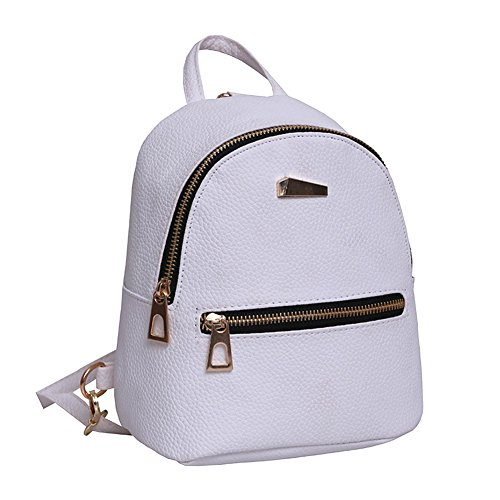 White White red Free Bag Red White Size For Backpack 15288902796270 Women Tookie IYzq10w1