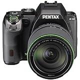 Pentax K-S2 SLR lens kit w/18-135mm WR 20 MP Weatherized Wi-Fi/NFC Enabled SLR Camera, Black