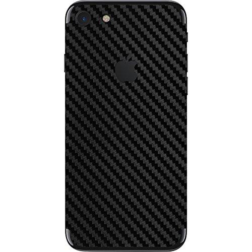 2 x Apple iPhone 7 / 8 Pellicola Protettiva Effetto carbonio nero - PhoneNatic Pellicole Protettive