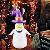 "JOYIN 43"" Halloween Inflatable Ghost Bopper Toy"