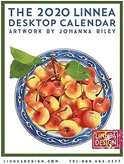 Linnea Calendar 2020 Amazon.: Linnea Design 2020 Poster Wall Calendar 11 X 14