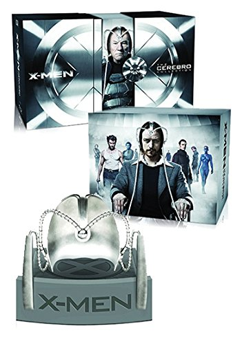X-Men Cerebro Collection (7 Films) - 8-Disc Box Set and Replica Helmet ( X-Men / X-Men 2 (X2) / X-Men: The Last Stand / X-Men Origins: Wolverine / X-Men: Fi [ Blu-Ray, Reg.A/B/C Import - Netherlands ]