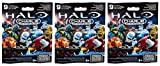 Mega Bloks Halo (3 Packs) Charlie Series Mini Figure Blind Bags (Total of 3 Packs)