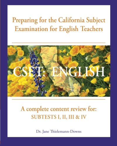 CSET Preparing California Examination Teachers product image