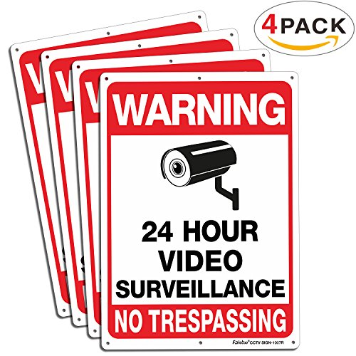 Looking for a video surveillance signs? Have a look at this 2020 guide!