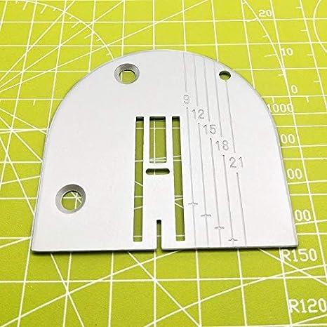 YICBOR - Placa de aguja #80040902 para máquina de coser de casa ...