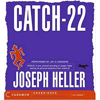 literary devices in catch 22