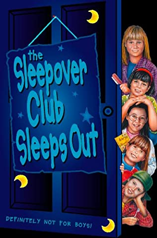 book cover of The Sleepover Club Sleep Out