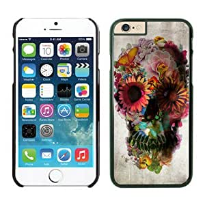 iPhone Cases,5s iphone case colors,cool iphone cases, cute iphone cases, Art Skull Cool Iphone 5s-inch) Cases Black Cover