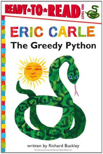 The Greedy Python (The World of Eric Carle)]()
