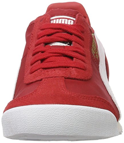 Mixte Cherry Sneakers 03 Rouge Nylon Roma Cherry Adulte Basses 03 Barbados Puma Barbados OG 7wXxZ