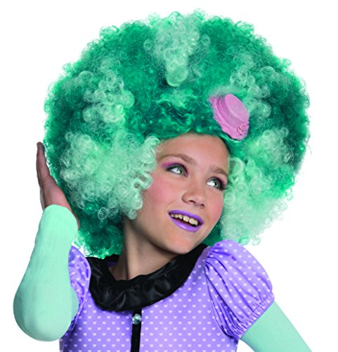 Girl Swamp Monster Costume (Rubies Monster High Frights Camera Action Honey Swamp Make-Up Kit)