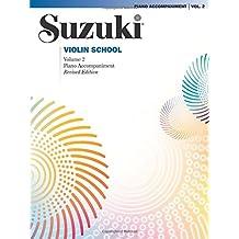 Suzuki Violin School, Vol 2: Piano Acc.