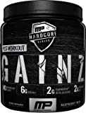Musclepharm Hardcore Series GAINZ Post-Workout BCAA Powder To Support Muscle Building (Raspberry Twist)