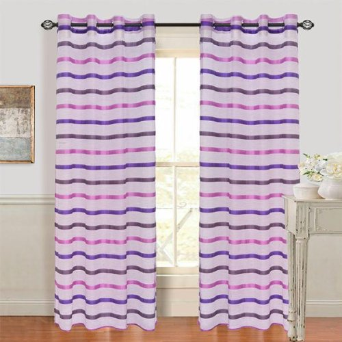 set-of-2-lavish-home-arla-grommet-curtain-panel-violet-white