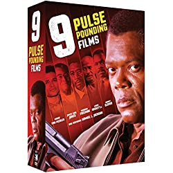 9 Pulse Pounding Films - Action Movie Collection