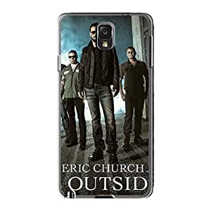 Durable Hard Phone Covers For Samsung Galaxy Note3 (mME17314nAID) Customized Vivid Foo Fighters Pattern WANGJING JINDA