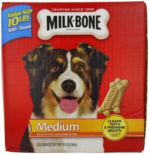 Milk-Bone Original Dog Biscuits – Medium, 10-Pound, My Pet Supplies
