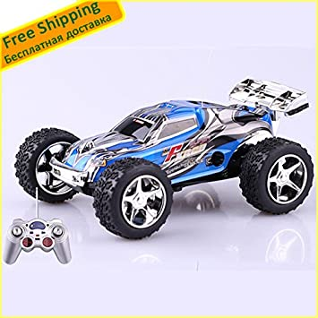 Amazon.com : 1 Set Hot 1:32 Remote Control Dirt Bike 5-Speed Turbo Control High Speed (20-30km/hour) RC Car Toy Wholesale Free Shipping : Baby