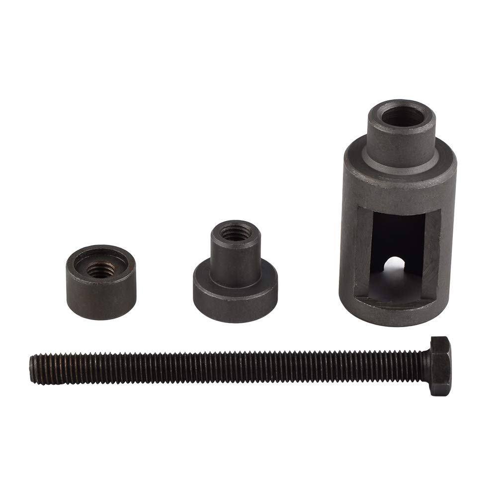 Nicecnc Universal M10 Engine Bushing Remover Puller Tool Kit for Most GY6 50cc 125 150cc Scooters,Yamaha Honda and Most Chinese scooters and motorcycles, bikes and Automobiles.