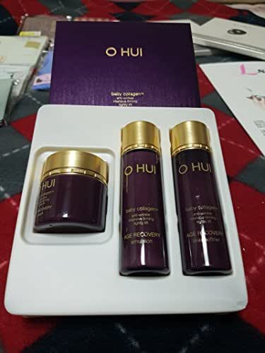 Korean Cosmetics_Ohui Age Recovery Special 3pc Gift Set