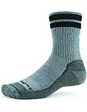 Swiftwick- PURSUIT HIKE SIX MD Hiking Socks, Cushioned, Merino Wool