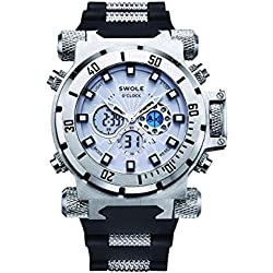 Swole O'Clock Zeus Men's Watch