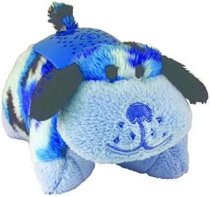 Amazon Com Pillow Pets Dream Lites Mini Blue Camo Dog Mini Kitchen Dining