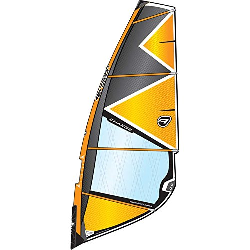 Aerotech Sails 2017 Charge 6.2m Orange Windsurfing Sail by Aerotech Sails