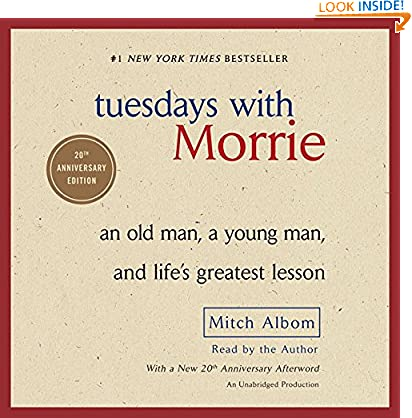 Mitch Albom (Author, Reader) (4149)  Buy new: $19.99$11.75 60 used & newfrom$2.09