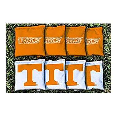 Tennessee Vols Volunteers Replacement Cornhole Bag Set (corn-filled)
