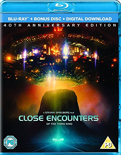 Close Encounters of the Third Kind - 40th Anniversary [Blu-ray + Bonus Disc]