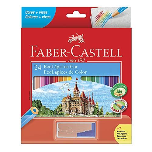 EcoLápis Apontador Faber Castell 120124 1APT