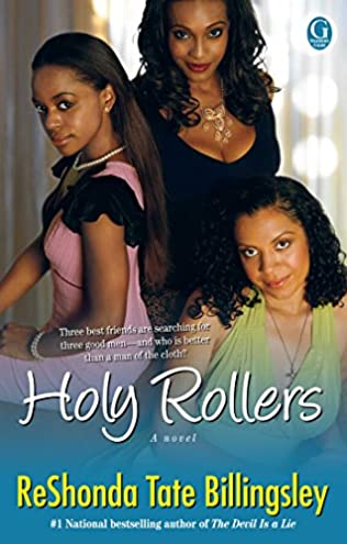 book cover of Holy Rollers