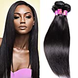 Magic Show 7A Peruvian Virgin Hair Straight 4pcs/lot 18'' 20'' 22'' 24'' Peruvian Straight Hair 100% Unprocessed Human Hair Weave Peruvian Hair Weave Bundle